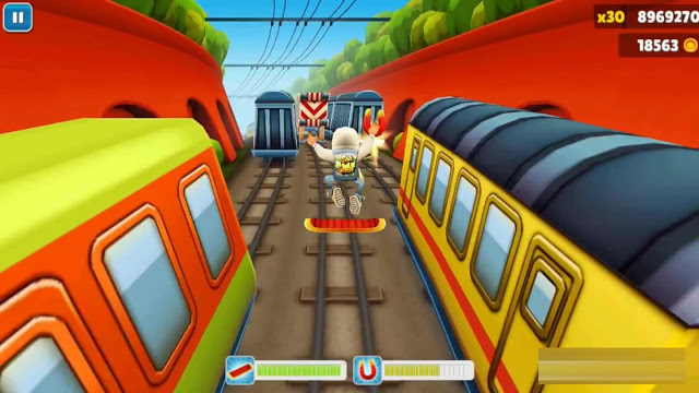 Subway Surfers Mod cho Android
