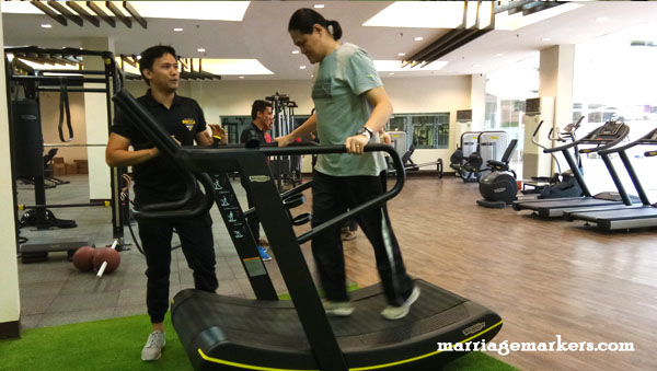 Fitness Mecca Bacolod gym skill mill