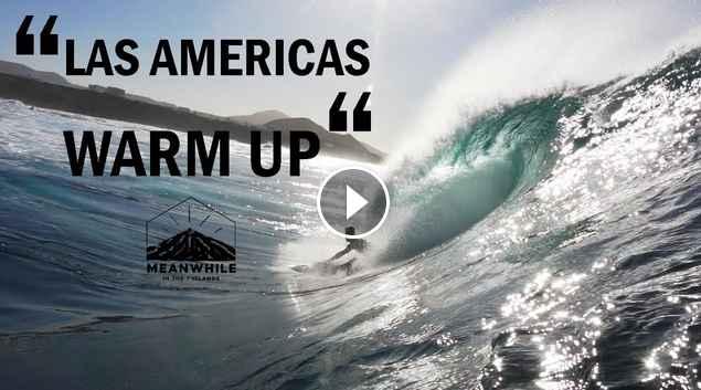 Las Americas Warm up EP 02