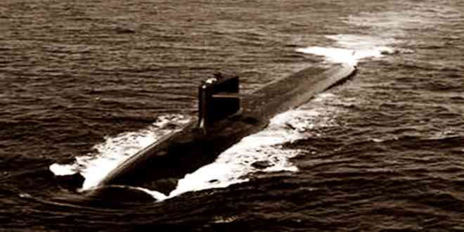 Gambar penampakan kapal selam Indonesia dimasa era kejayaan tahun 1960