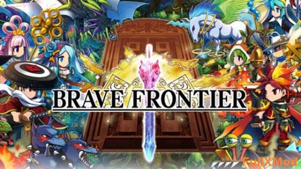 Brave Frontier Mod APK Terbaru