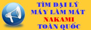 Thông báo tìm đại lý Nakami
