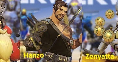 female versions of male overwatch characters