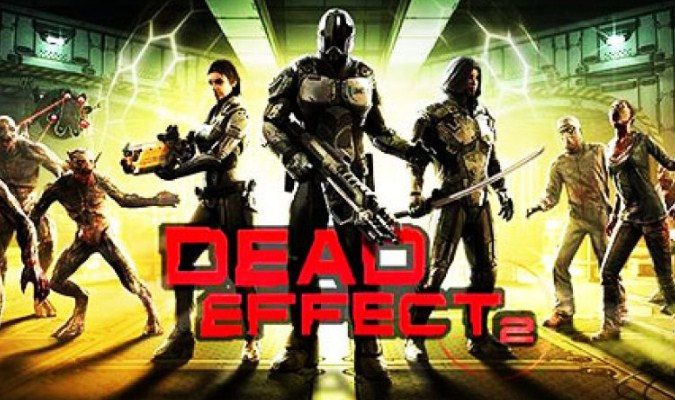 Game FPS Smartphone - Dead Effect 2