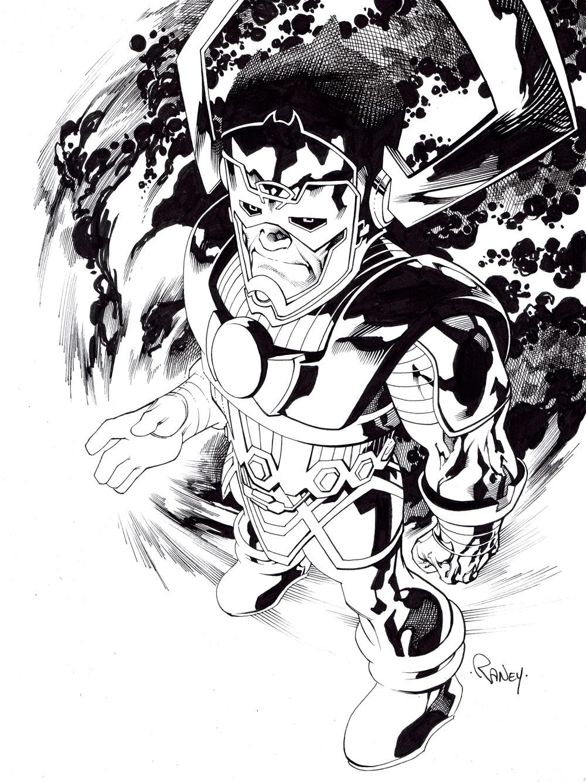 Tom Raney: Galactus!!