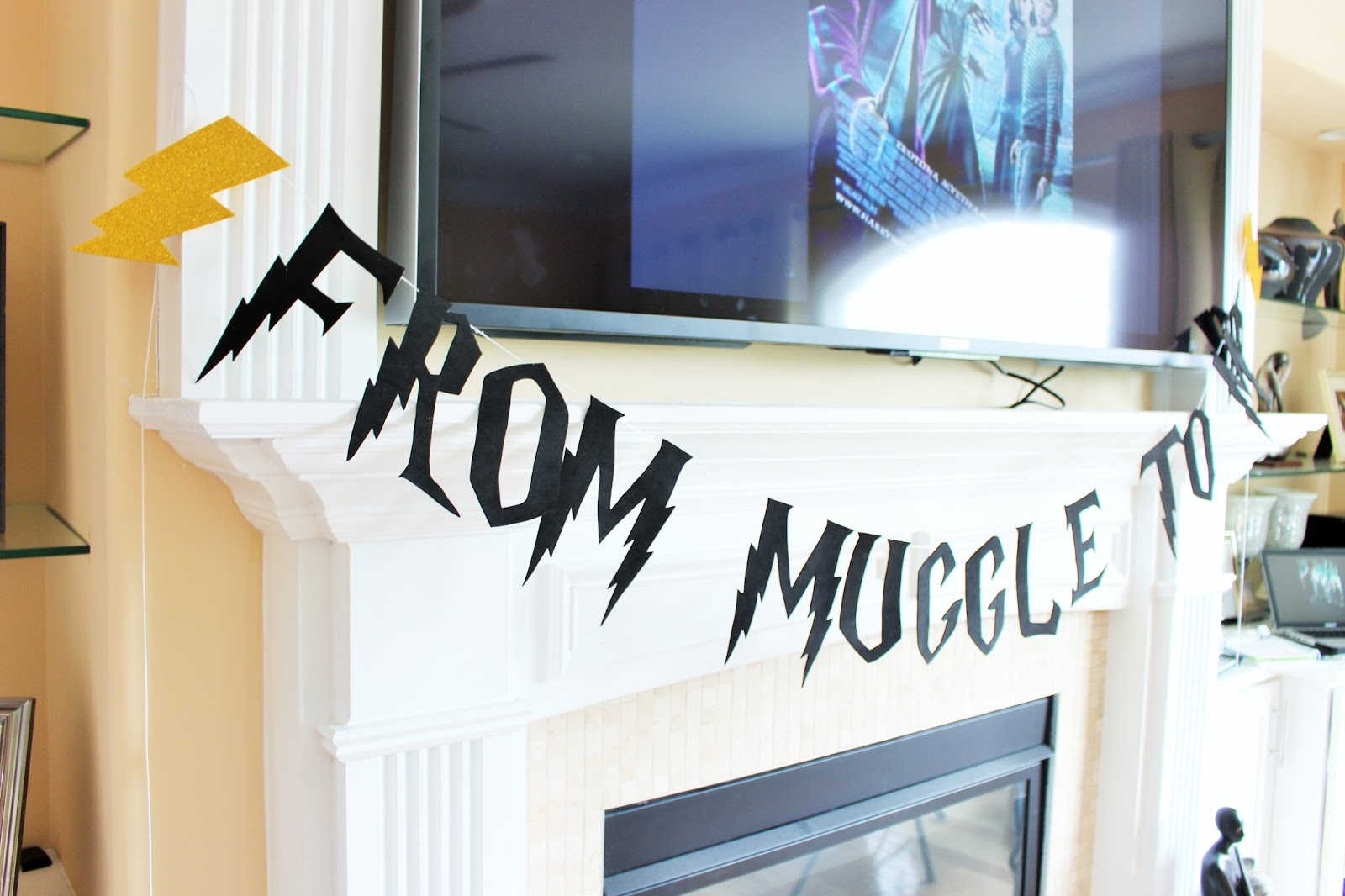 A Magical Harry Potter Bridal Shower - my cute bow | cosplayer + ...