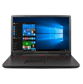 Download Asus ROG GL702ZC Drivers For Windows 10 64-bit