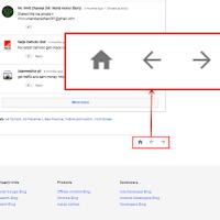 Modifikasi Dan Mengganti Tulisan Home, Newer Posts, dan Older Posts