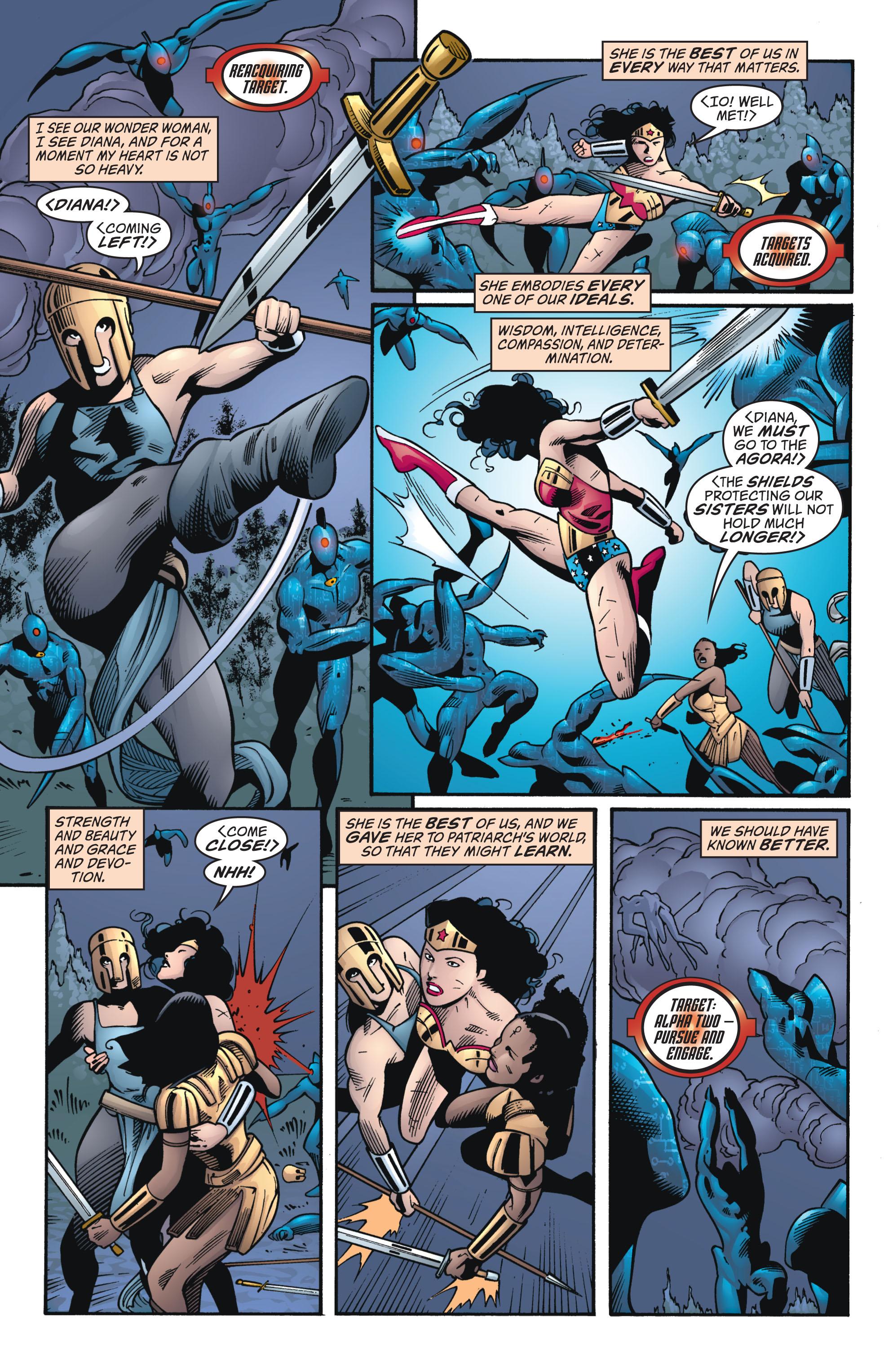 Read online Wonder Woman (1987) comic -  Issue #224 - 8