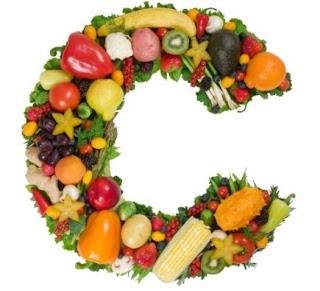 beneficios y alimentos de la vitamina c