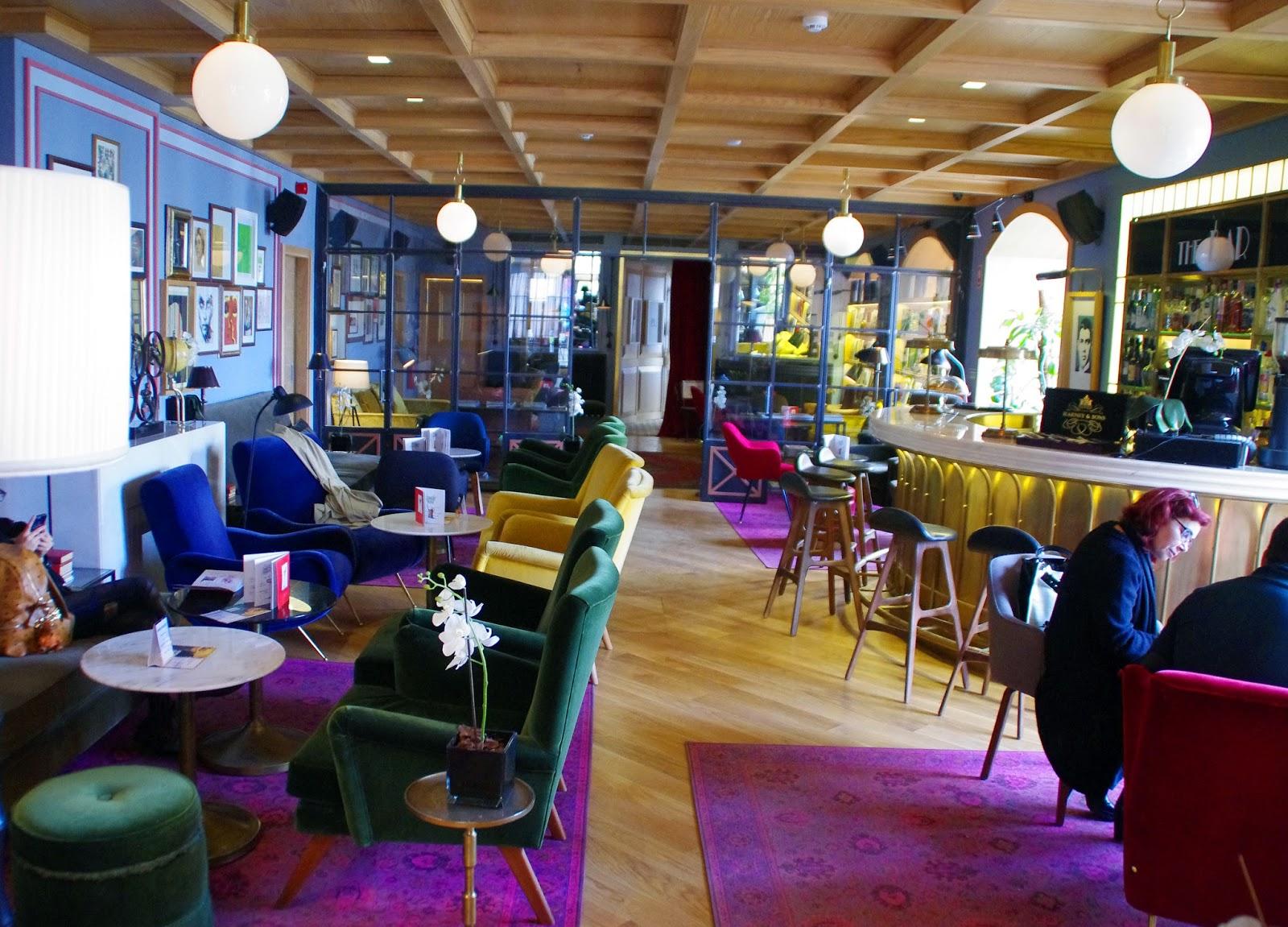 Brown's Central Hotel Lisbon Bar
