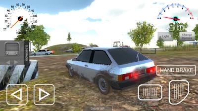 Russian Car Driver HD v1.03