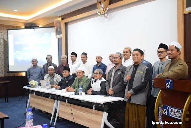 LEMLIT IAI Dalwa Tumbuhkan Minat Penelitian | LPM Dalwa | Dalwa