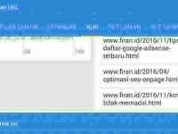 Blog Indonesia Topik SEO dan Adsense susah dapat klik