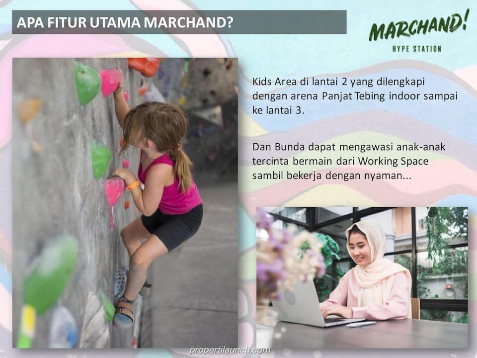 Kids Area Marchand Bintaro