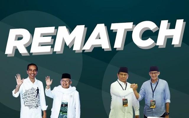 Adu Posisi, Playmaker Jokowi atau Trequartista Prabowo