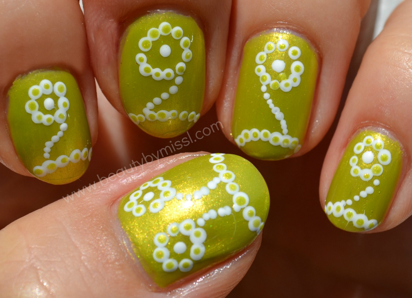 dotticure, notd, nails of the day
