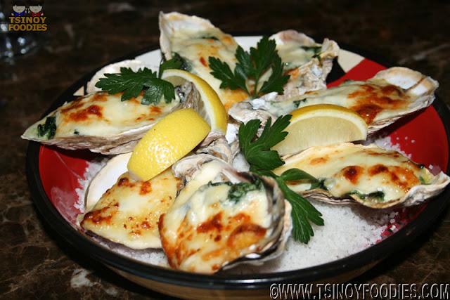 oyster rockefeller