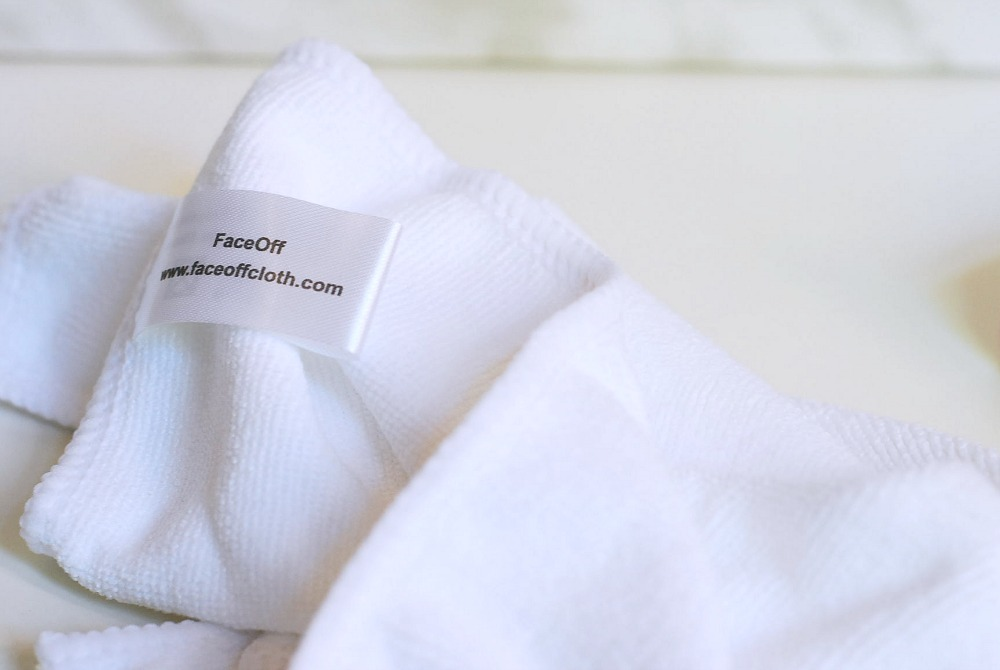 FaceOff Microfiber Cloth Review