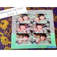 Contoh Skin Handphone  Galaxy Core 2