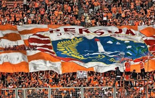 Persib vs Persija: Polisi Resmi Larang The Jakmania ke Bandung