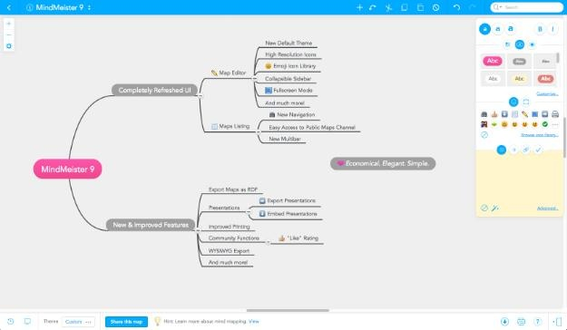 Digital Mind Map: Think Out of the Box with the Mind Map ... on