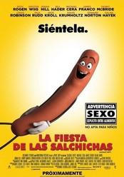 Ver La Fiesta de las Salchichas (Sausage Party) Online 720p