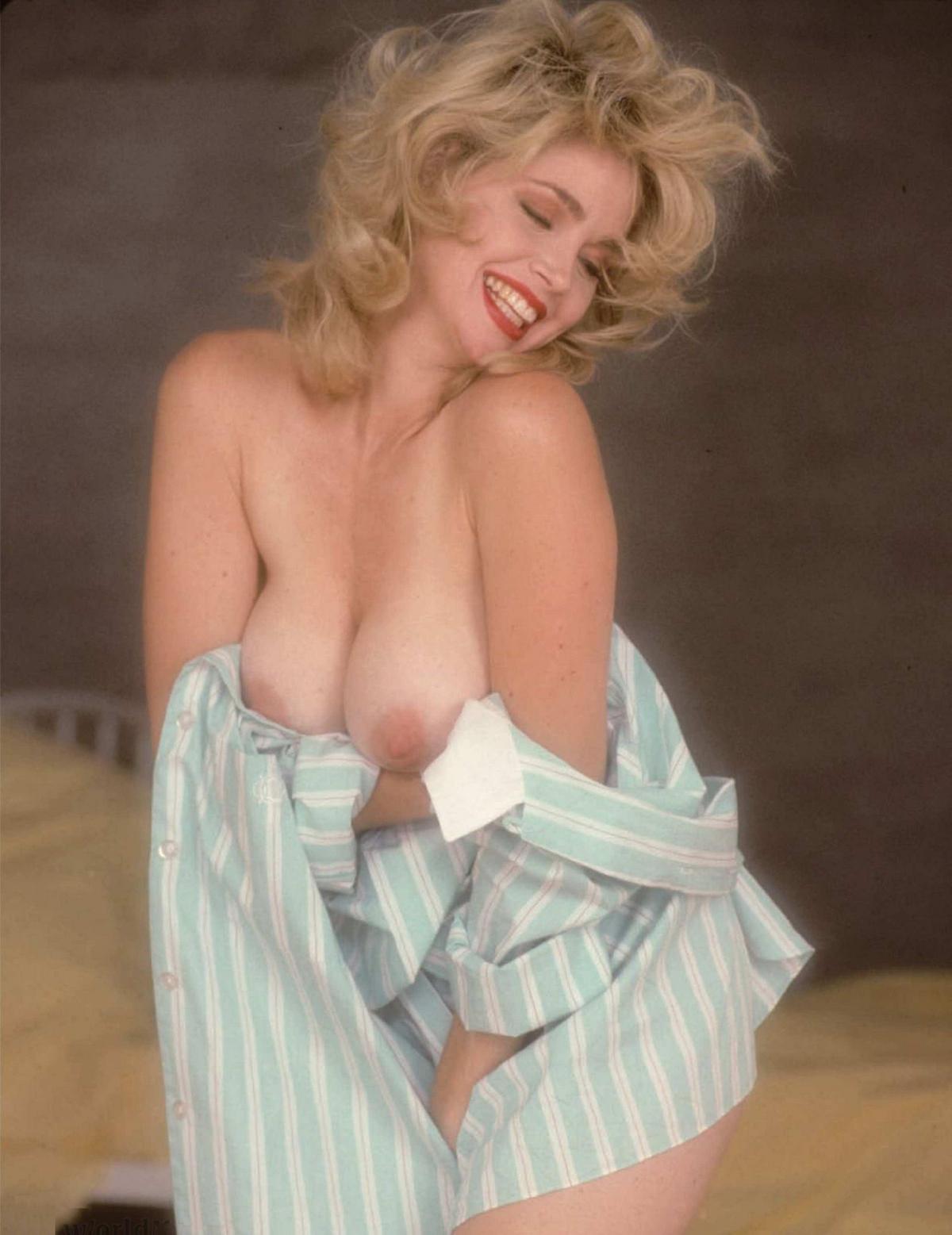 Teri copley nude