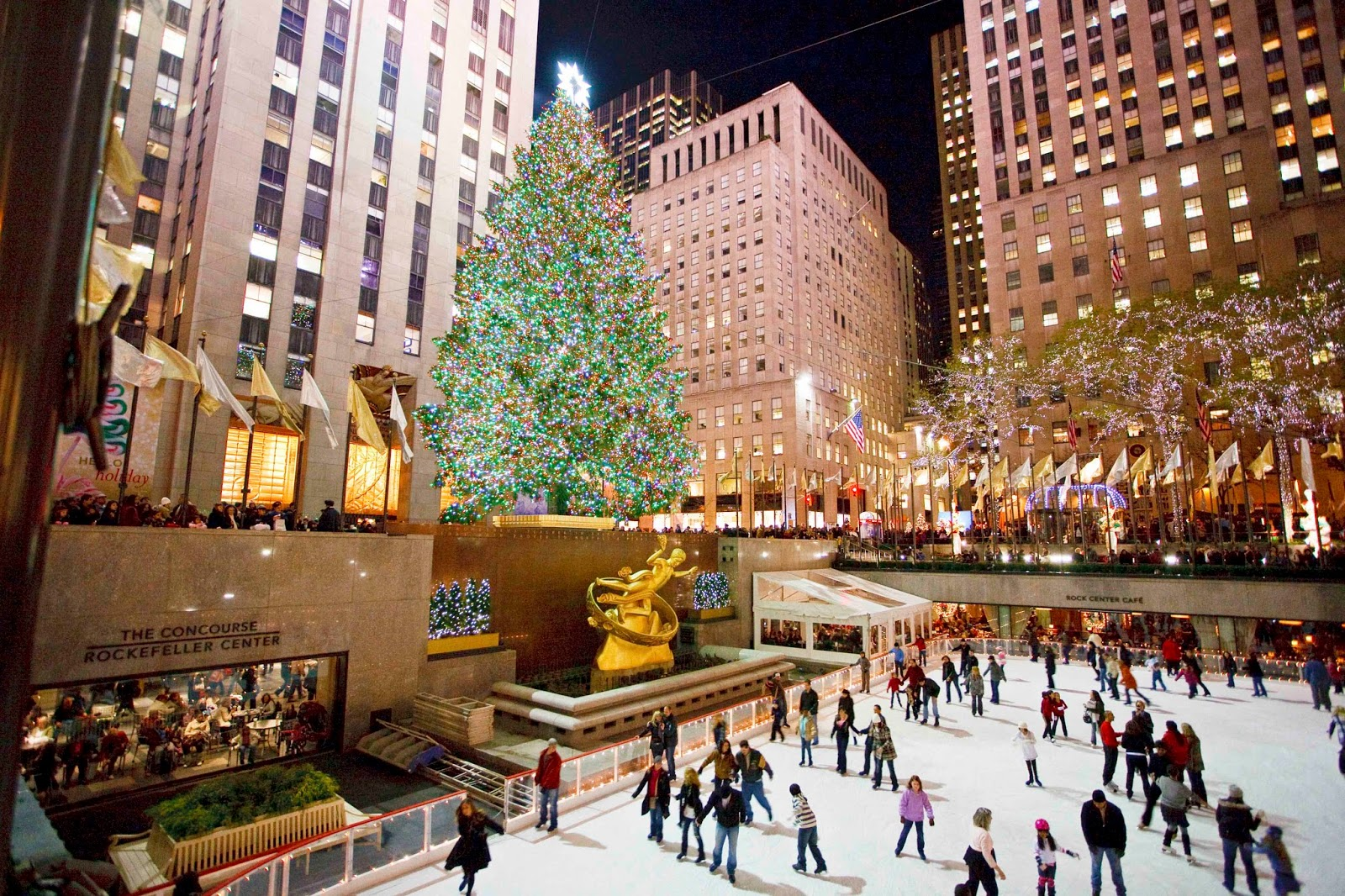 The Holiday and Travel Magazine: NEW YORK CITY SET TO WELCOME SIX ...