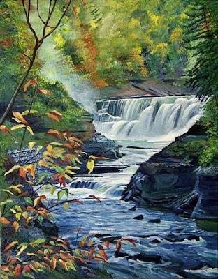 bosques-cuadros-modernos-pintados-oleo