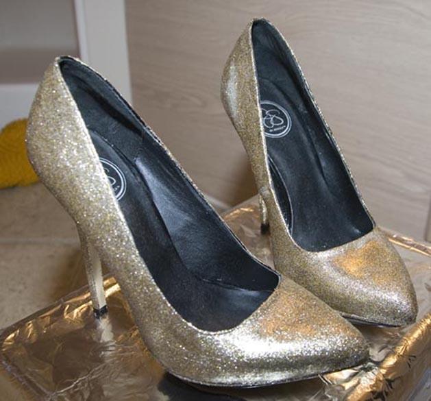 DIY ayakkabı