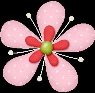 Flores del Clipart Picnic.