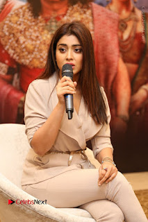 Shriya Saran Nandamuri Balakrishna at Gautamiputra Satakarni Team Press Meet Stills  0040.JPG