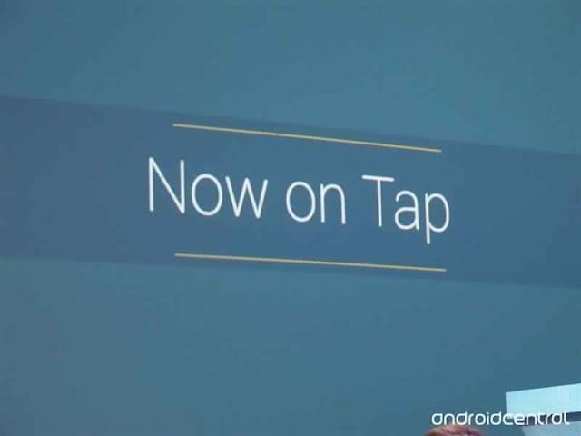 خاصية Now on Tap الآن تدعم البحث عن الصور ومعاني الكلمات