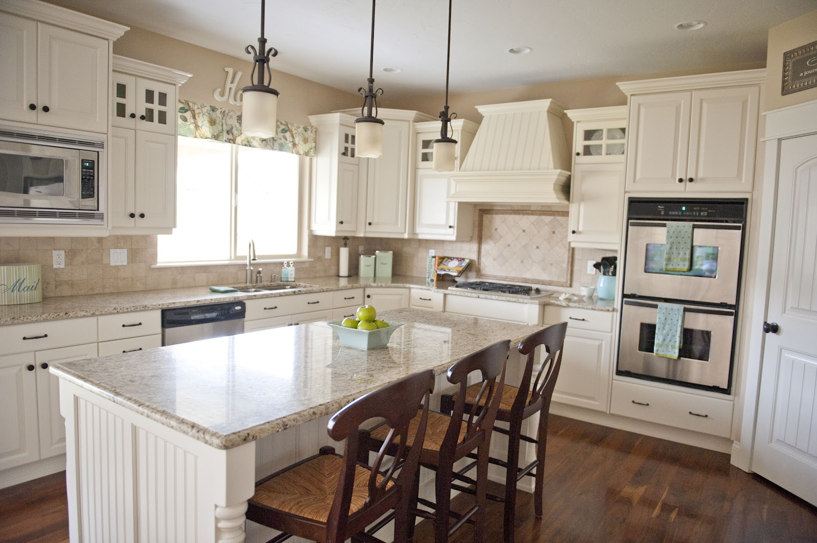 White Paint Colors For Kitchen Cabinets Paint Colors In My Home Sita Montgomery Interiors