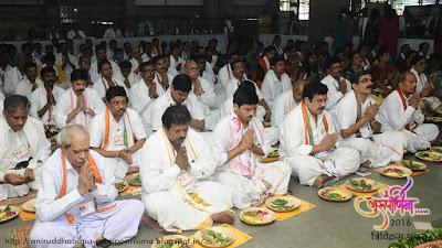 aniruddhabapu-gurupournima-Utsav-Trivikram-श्रीत्रिविक्रमपूजन