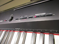 picture of Casio PX160 cabinet