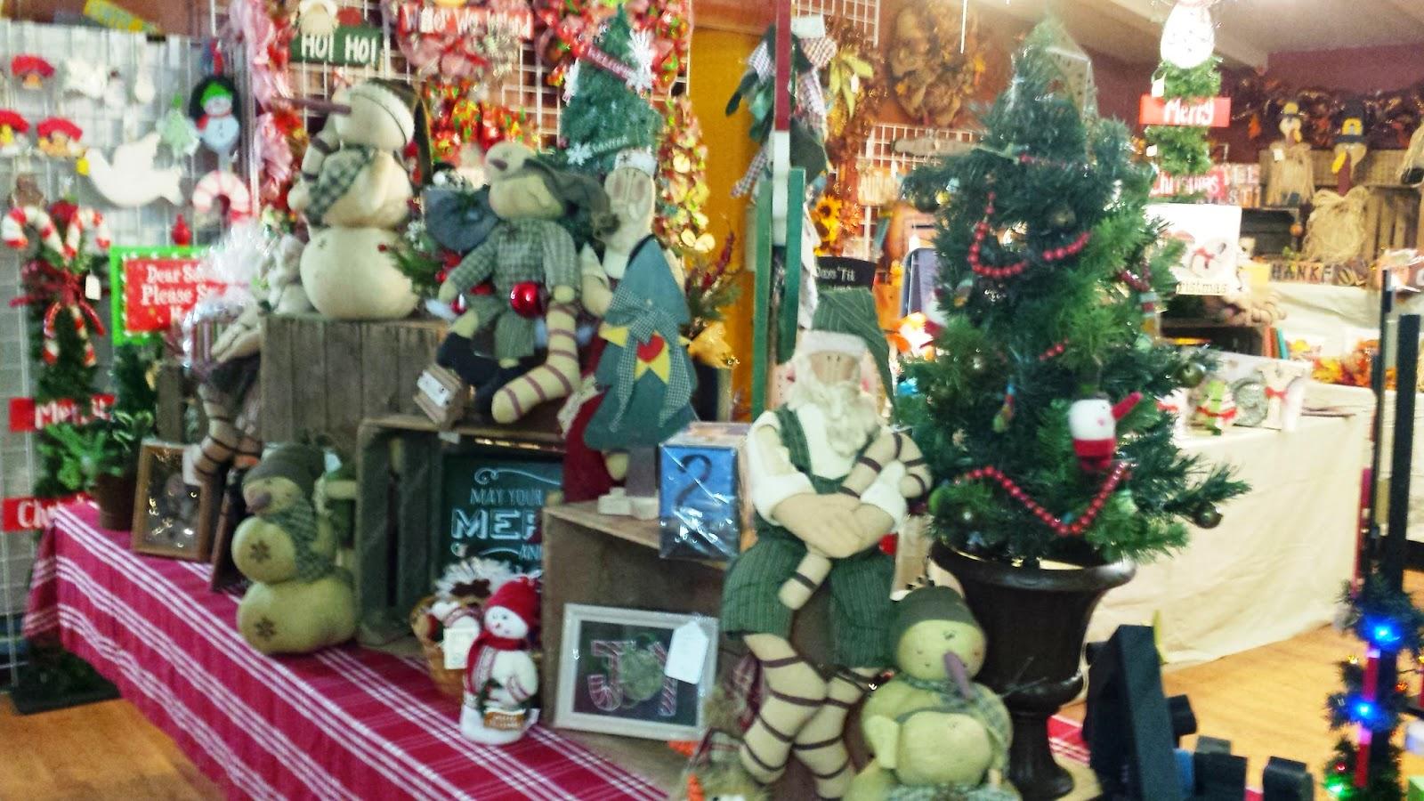 Craft Show Stuffed Animal Display