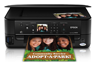 Epson Stylus NX530 Drivers and Review