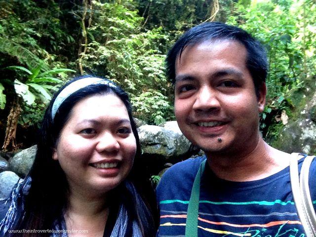 Hiking to Ditumabo Falls