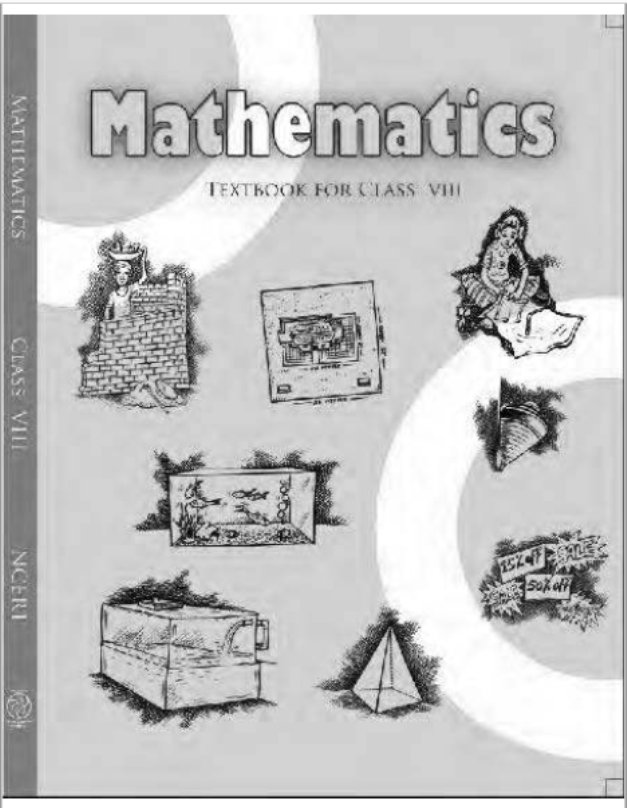 NCERT Mathematics Class-8 : For Englsih Medium Students PDF Book