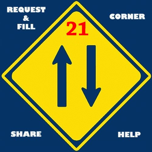 Request & Fill Corner PART 21