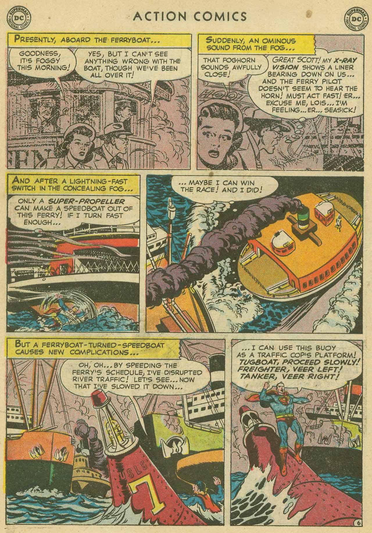 Action Comics (1938) 160 Page 7