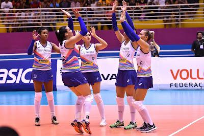 Osasco Zé Roberto vôlei feminino