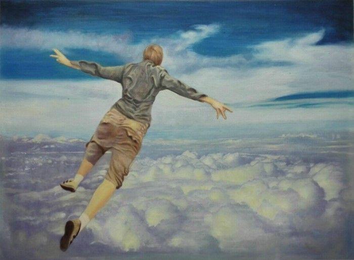 Французский художник. Gitard Jean-Marie