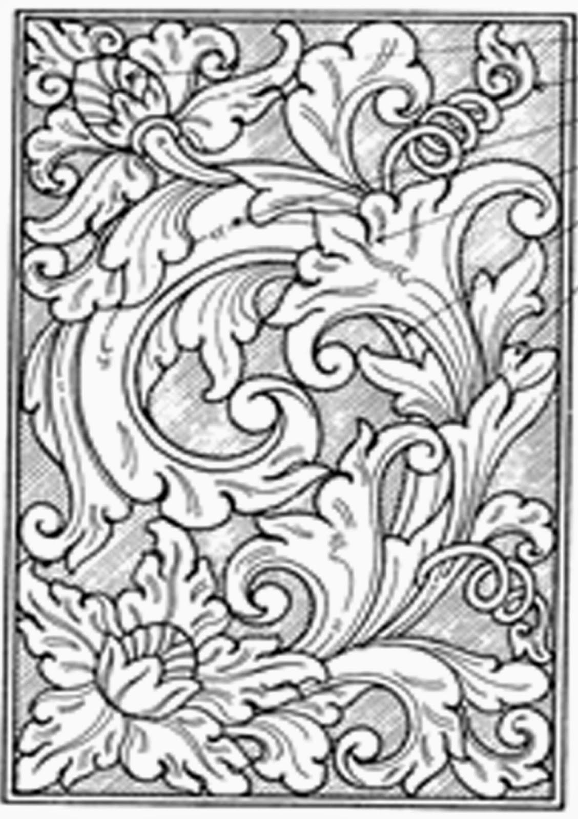 Contoh Sketsa Gambar Batik Related Keywords Contoh – Cuitan