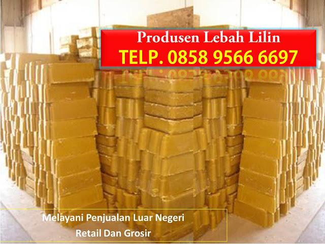 Pabrik grosir lilin lebah, TELP 0858 9566 6697, Pabrik grosir beeswax lilin lebah