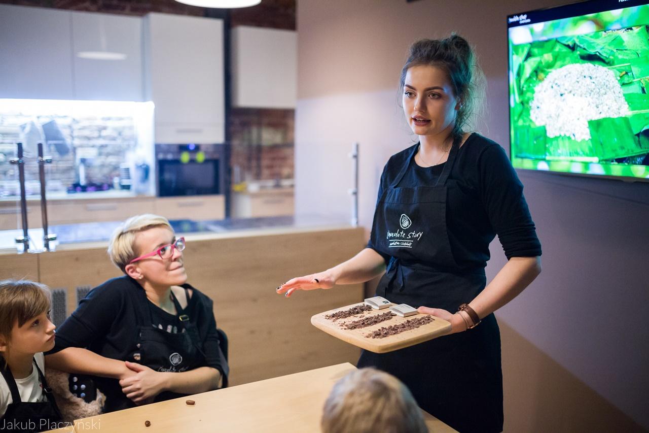 25 relacja spotkanie blogerek w manufakturze czekolady łodzkie blogerki lifestyle pomysł na prezent świąteczny dla dorosłych i dla dzieci