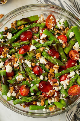 Refreshing and Verdant Salads to Try at Home this Spring