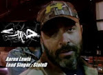 Aaron Lewis of StainD Knows All the Cool Websites.